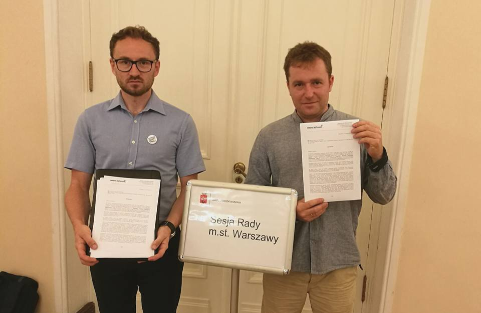 Stefan Kotyk i Jan Mencwel