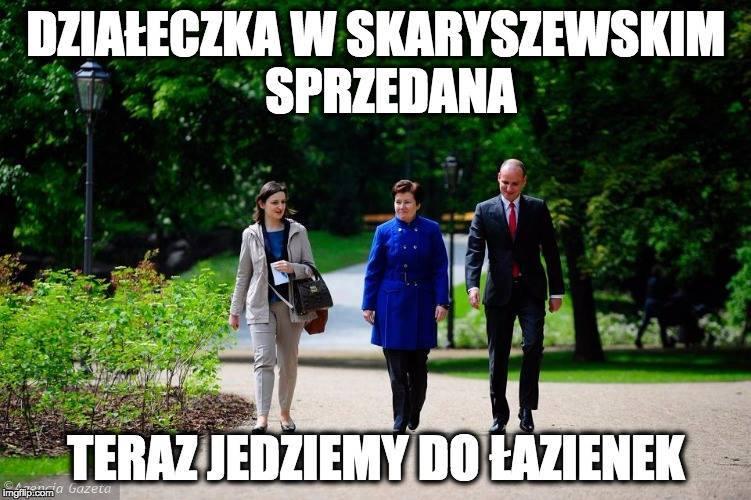 HGW park Skaryszewski