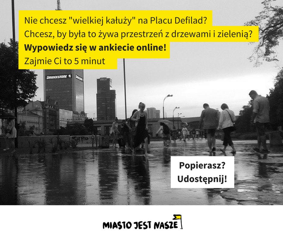 plac defilad