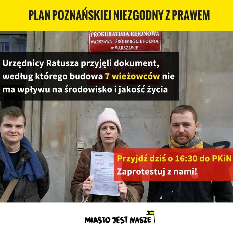 plan poznańskiej