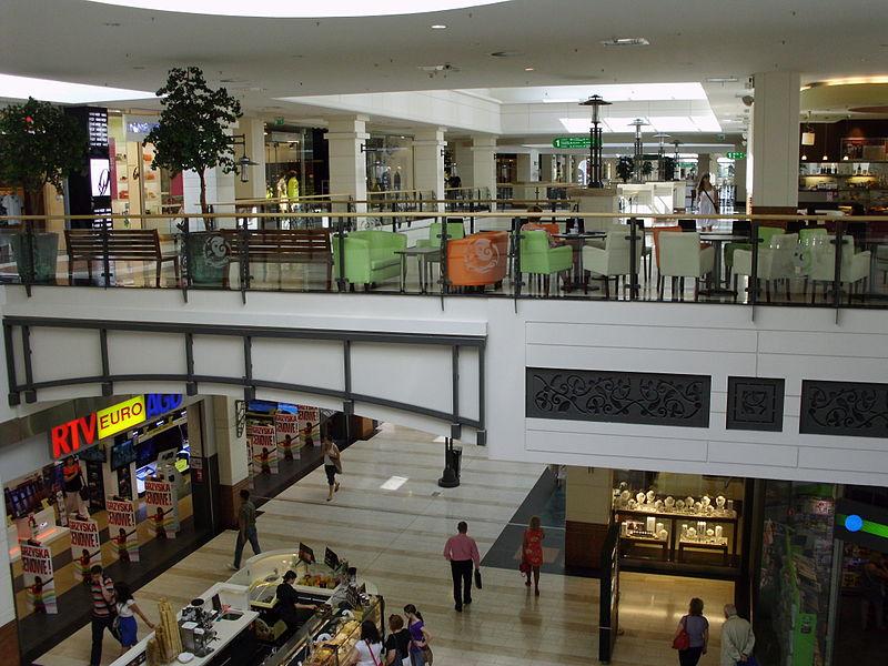 Nowe centra handlowe wWarszawie?