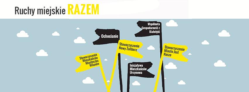 Oświadczenie warszawskich ruchów miejskich