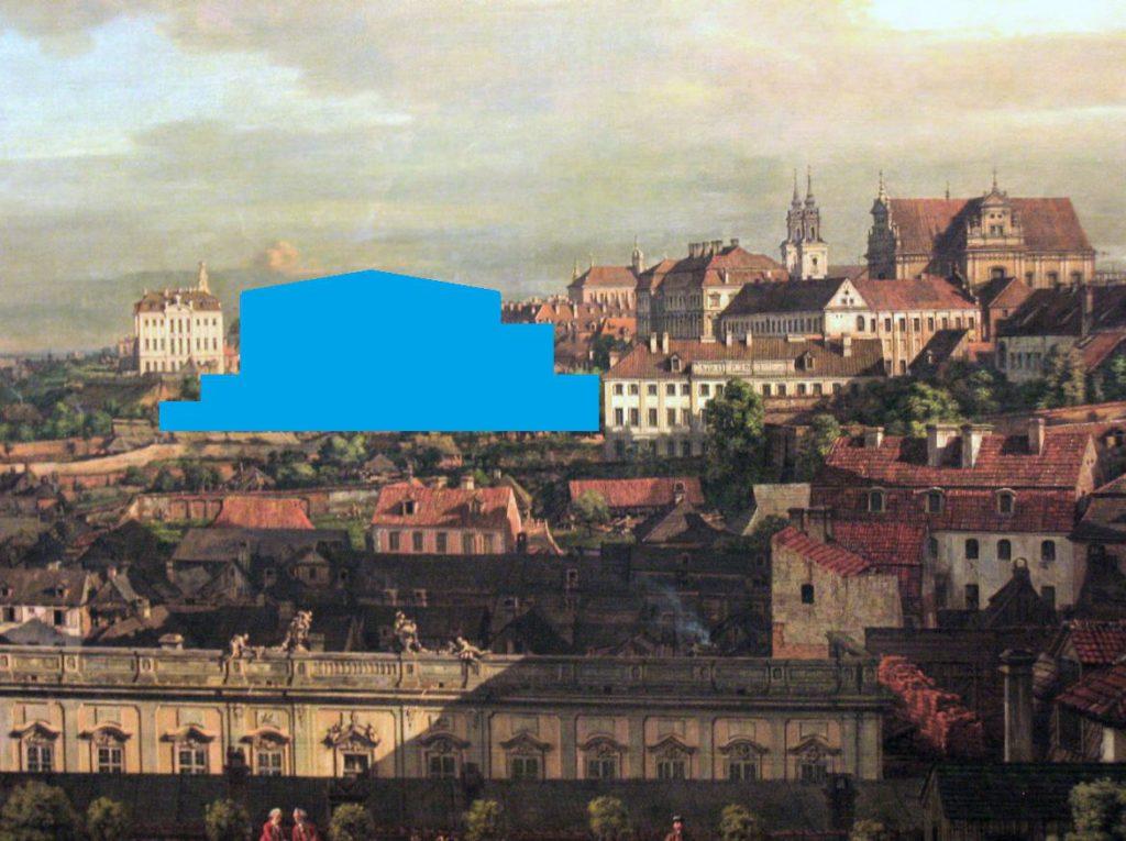 Kontrowersyjna budowa naskarpie: gdzie może powstać biblioteka Seminarium Duchownego?
