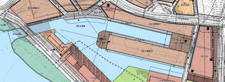 Uwagi doplanu zagospodarowania Portu Praskiego