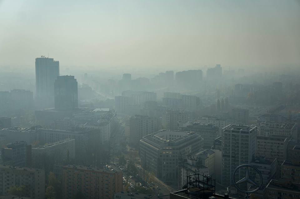 [SMOG] Komisja Ochrony Środowiska Rady Warszawy