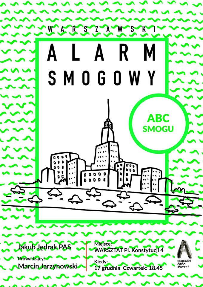 ABC SMOGU – wszystko, co chcesz wiedzieć, aleboisz się zapytać