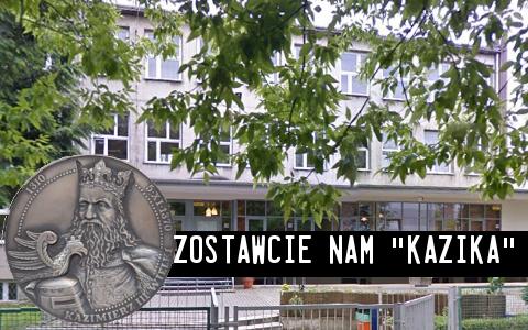 """Zostawcie nam """"Kazika""""! Apel doRadnych Rady Miasta st. Warszawy"""