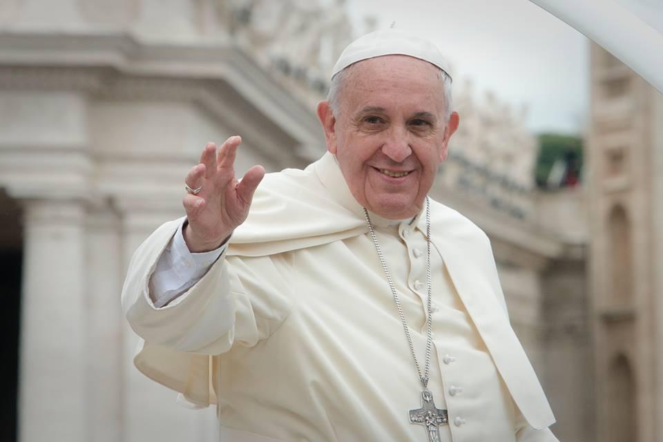 List MJN dopapieża Franciszka