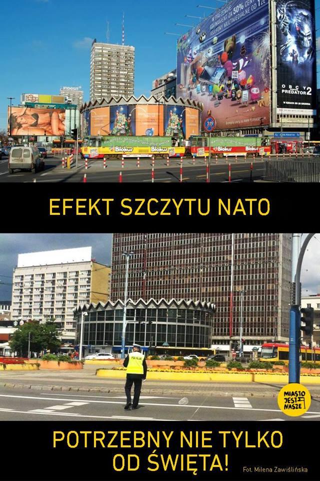 Efekt szczytu NATO