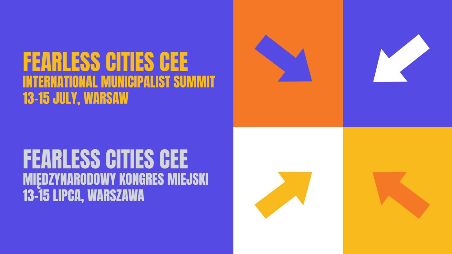 Municipalist Manual – Fearless Cities CEE Summit