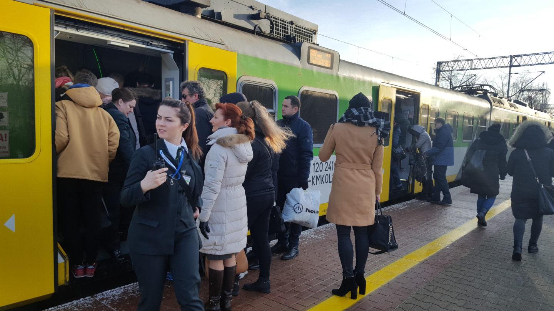 Festiwal kolejowej niekompetencji