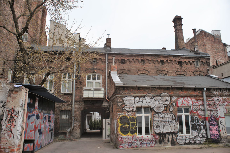 Interweniujemy ws. zabytkowego budynku pofabrycznego przy ul.Emilii Plater