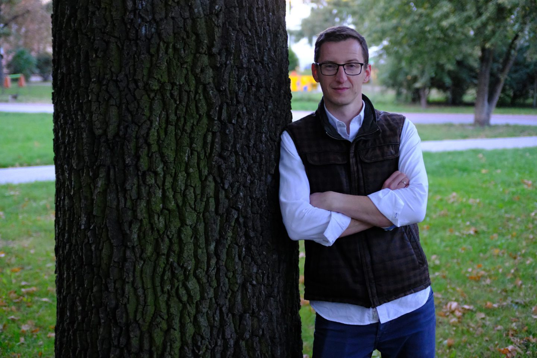 """""""Nie rozpocząłem rewolucji"""". Wywiad zradnym, któryzachęcił Warszawę dorezygnacji zplastikowych jednorazówek."""