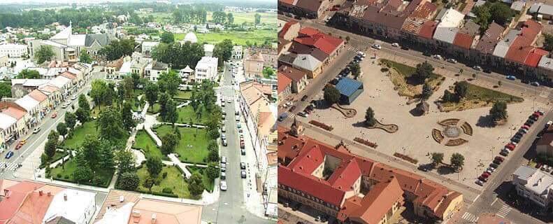 """Betonoza – """"wizytówka"""" polskich miast"""