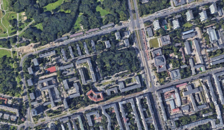 Składamy wnioski doplanu miejscowego rejonu ulic Bruna, Rakowieckiej ialei Niepodległości