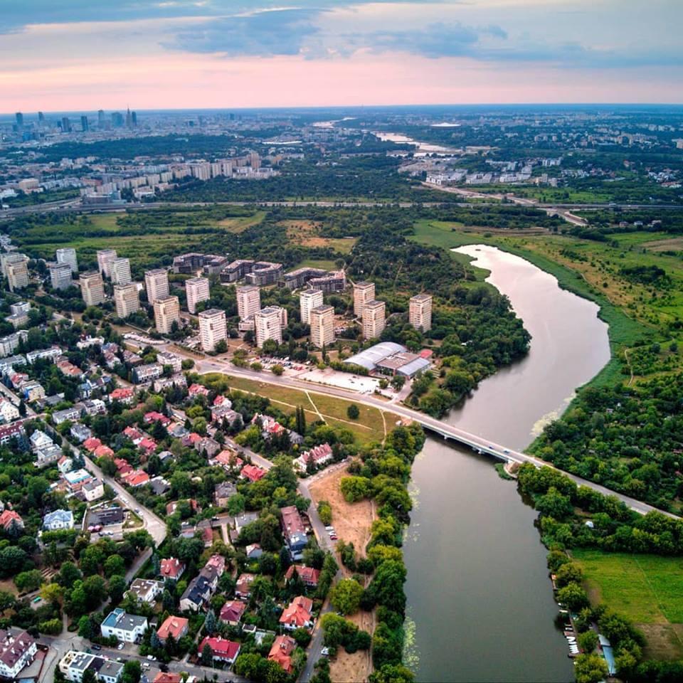 Mieszkańcy walczą oochronę Jeziorka Czerniakowskiego