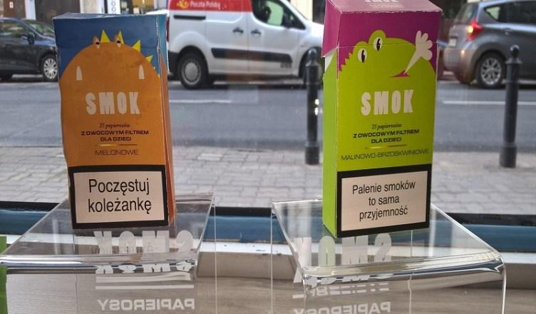 SMOK Papierosy dla dzieci