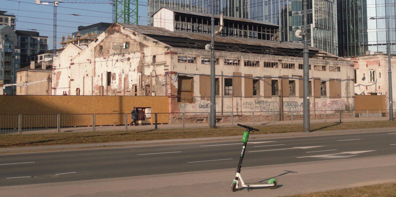 e-hulajnoga – nowy środek transportu?
