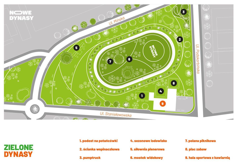 Nowy park Nowe Dynasy?