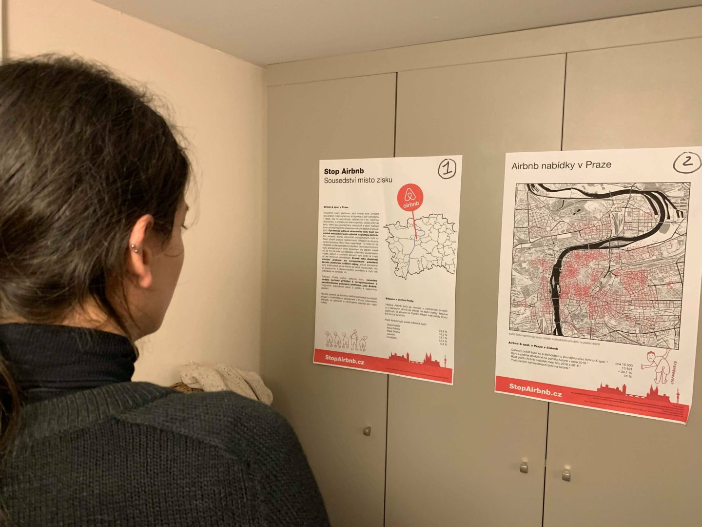 Praga przeciwko Airbnb