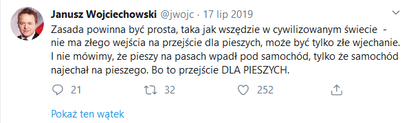The best of Janusz Wojciechowski