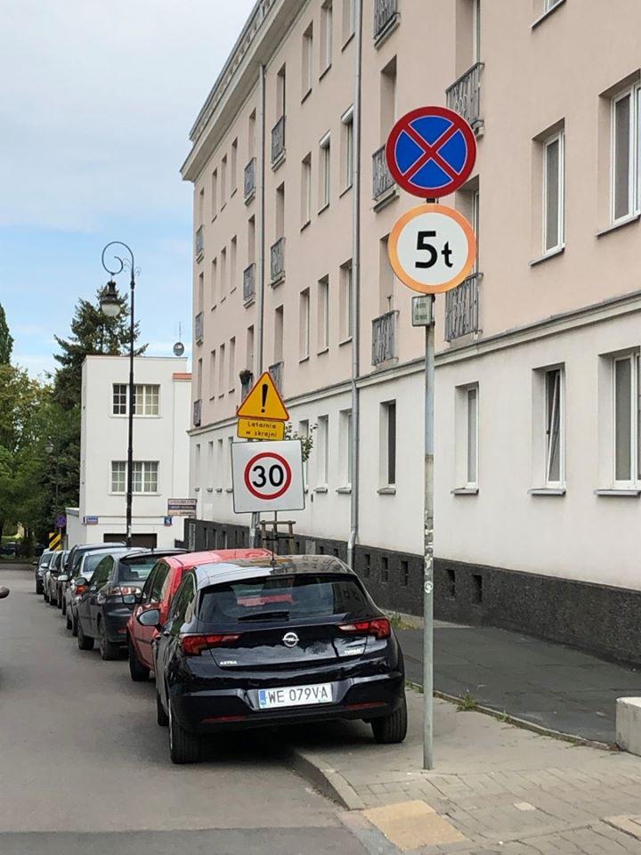 Skończmy zpatoparkowaniem