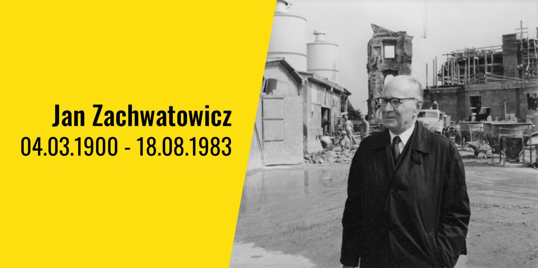 120. rocznica urodzin Jana Zachwatowicza