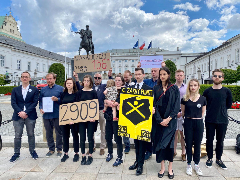 """""""Czarny Punkt Polska"""". Jak źle jest napolskich drogach?"""