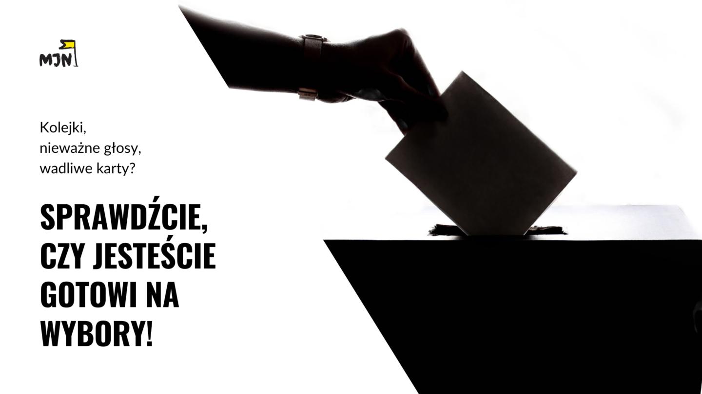 Idziesz głosować? Sprawdź, co musisz wiedzieć!