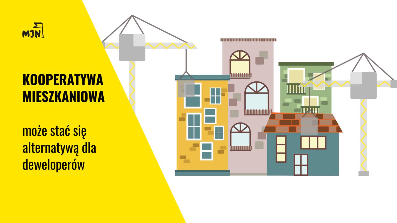 Czym są kooperatywy mieszkaniowe iczysą szansą dla Warszawy?