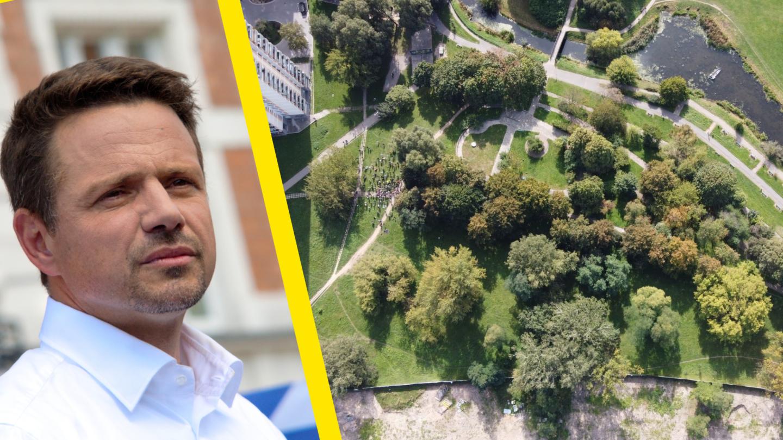 Afera naKamionku – Nasza petycja doRafała Trzaskowskiego