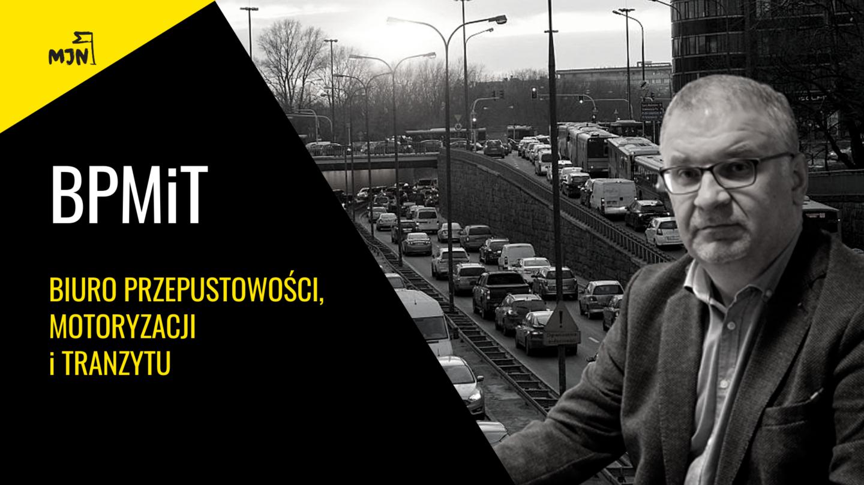 """7 grzechów Marka Wierczyńskiego ijego """"Biura Przepustowości, Motoryzacji iTranzytu"""""""