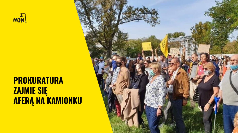 Prokuratura zajmie się Aferą naKamionku!