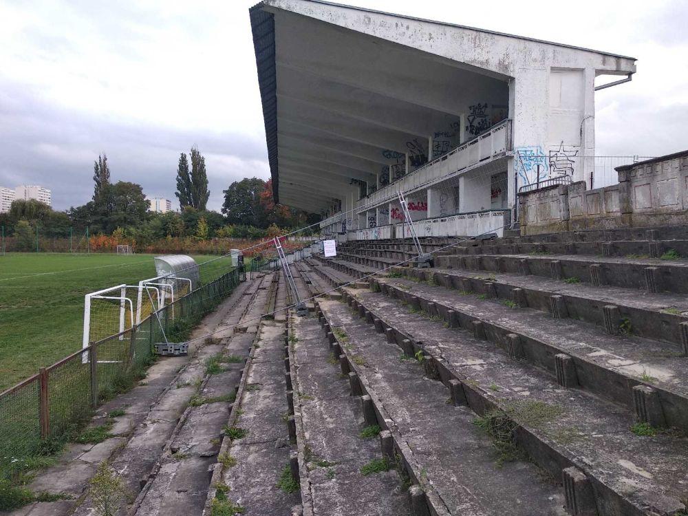 Ratujmy zabytkowe trybuny Stadionu RKS Marymont!