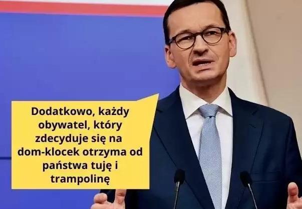 Nowy polski (NIE)ład