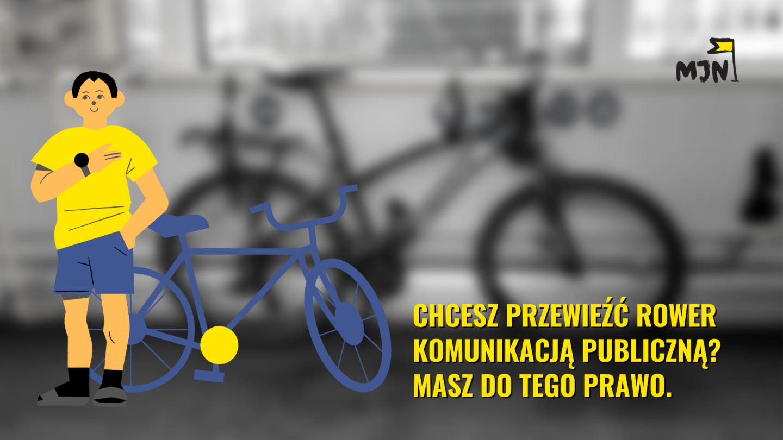 Jak przewieźć rower przezWarszawę?