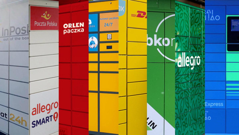 Jak automaty paczkowe zmieniają krajobraz polskich miast