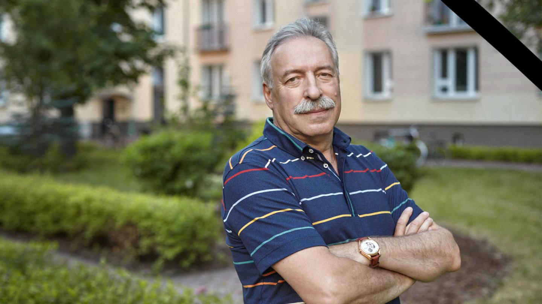 Żegnamy Janusza Uljasza